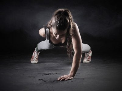 - trainer1 400x297 - The myths of shedding body fat explored