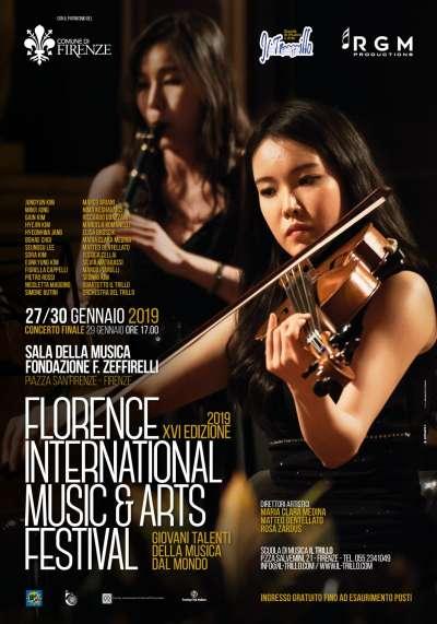 - FIMF2019 70x100 BOZZA02 400x571 - FLORENCE INTERNATIONAL MUSIC AND ARTS FESTIVAL 2019 XVI ed.