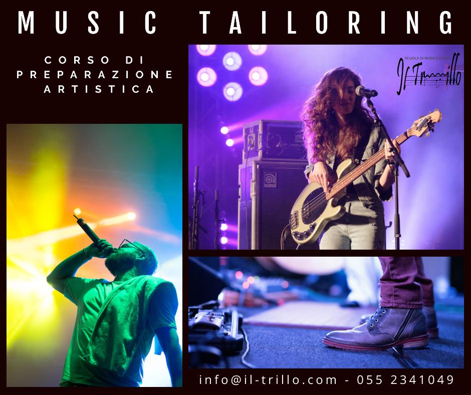 - Music Tailoring - Music Tailoring  - Music Tailoring - Home